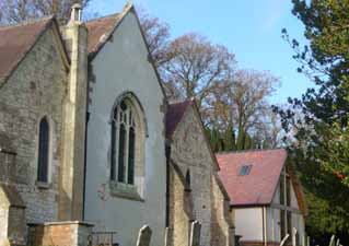 St Marys Church Bently Case study 2
