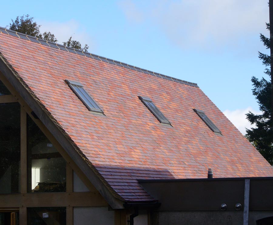 Dreadnought Tiles Gallery Of Mixed Colour Roofs