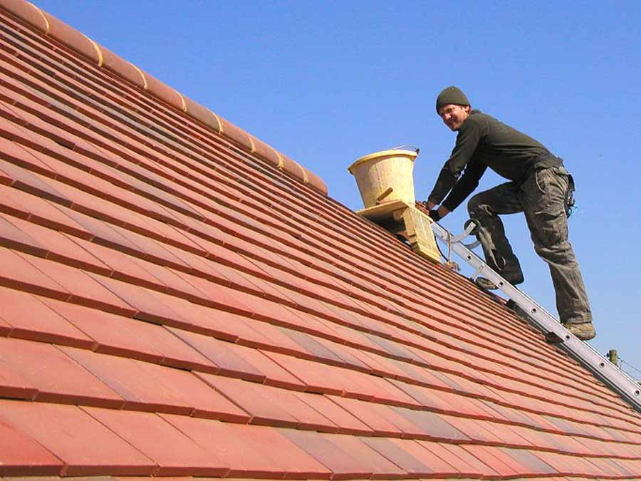 Dreadnought Tiles Brown Antique Roof Gallery