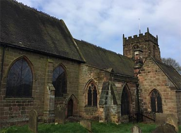 Re Roofing St Mary S Bushbury Church Dreadnought Tiles