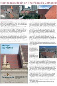 Ecclesiastical and heritage April 2018 copy