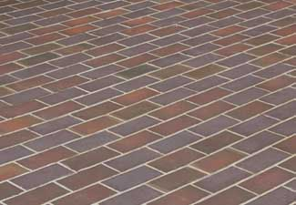 Ketley Quarry Tiles at the Barbican in London case study