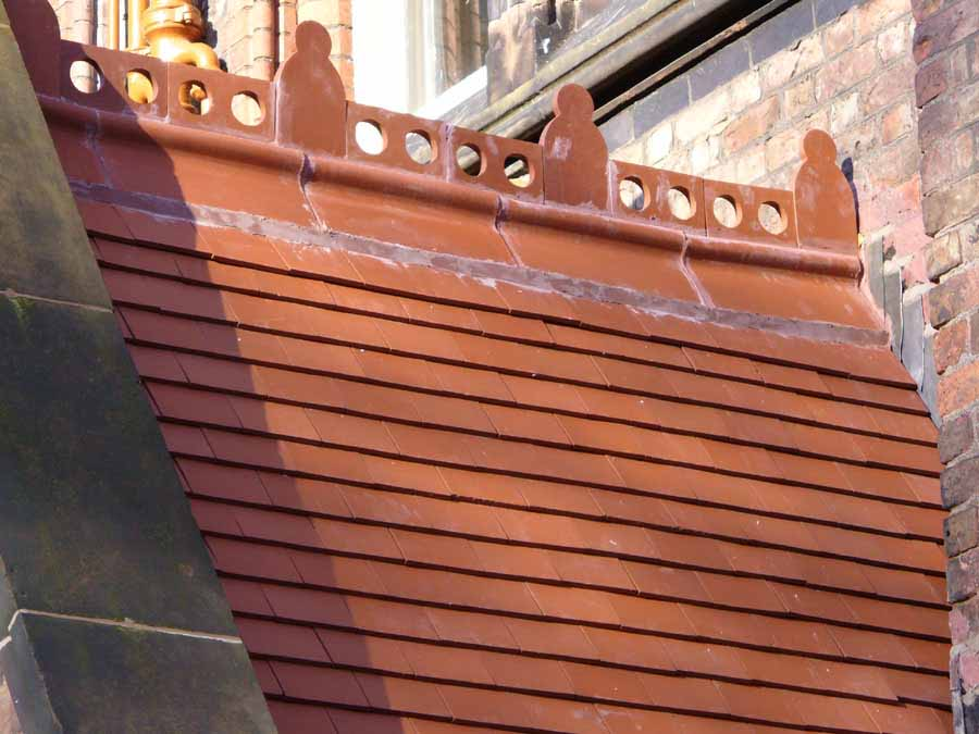 Dreadnought Tiles Heritage Roof Gallery
