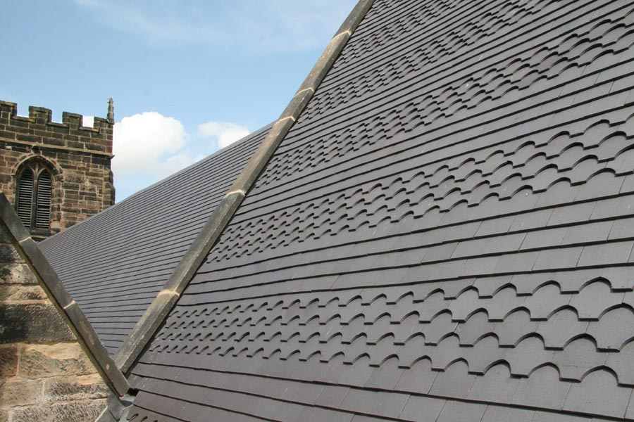 Dreadnought Tiles Staffordshire Blue Roofing Gallery