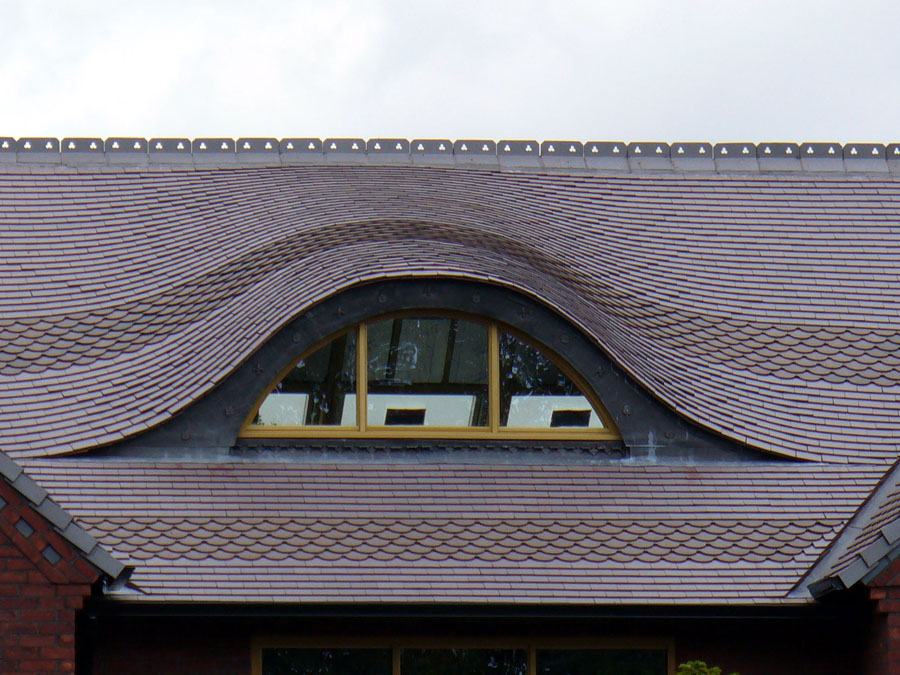 A Gallery Of Unusual Roofs Using Dreadnought Tiles