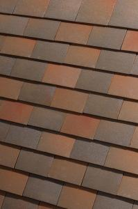 Dreadnought Collingwood blend Sandfaced clay roof tiles