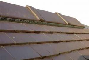 Mechanical Fixing Of Ridge Tiles