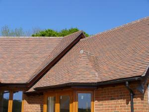 Dreadnought Collingwood blend roof tiles