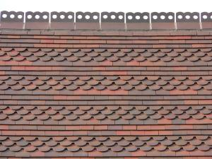 Dreadnought's Collingwood blend roof tiles
