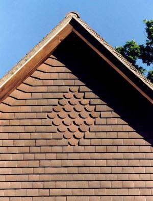 Dreadnought Plain Clay Tiles For Vertical Tiling