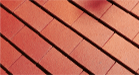 tile plum red